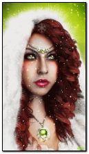 Сніг леді