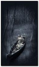 dalam gelap
