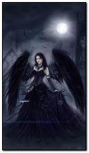 ange d'ombre