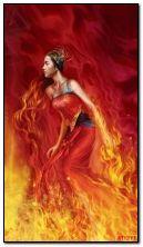 화재 소녀