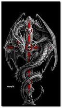 fantasía de dragón