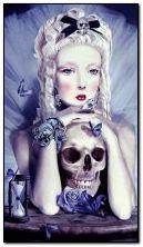 Chica de muerte