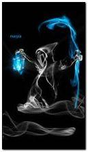 fumée morte