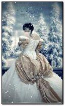 Señora en invierno