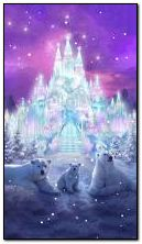 Fantasy Eisbär Land