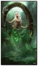reina de la fantasía