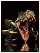 Ferocious Dino