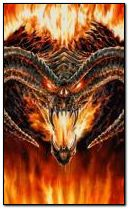 Fire dragon