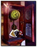magical clock