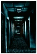 Haunted hallway