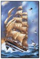 Старый корабль 10