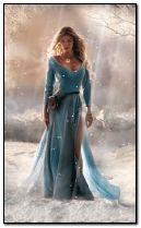 reine d'hiver