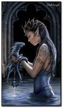 पानी ड्रैगन रानी