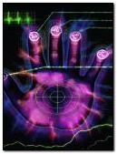scanning hand