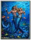king neptune and his queen 240