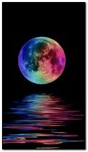يومض القمر 1