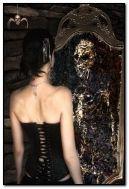fantasy mirror.