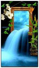 Cachoeira da fantasia