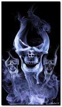 Inferno de fumée