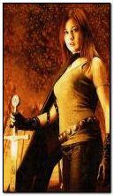 Fantasie Krieger Frau