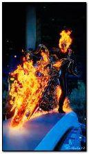 Cavaleiro fantasma: espírito de vingança