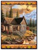 Autumn-River House