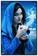 Fantasy fairy love