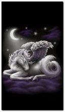 Dormire unicorno