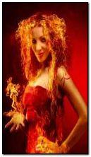 Mujer de fantasía