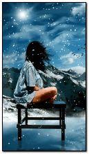 حلم الثلج