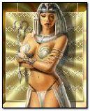 Egyptian Goddess Fantasy