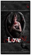 فتاة في الحب