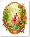 Fantasy dancing girl