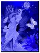 fantasía azul