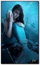 Mermaid Underwather