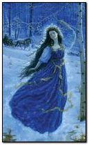 बर्फ रानी