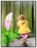 Es ist mir egal, ob es regnet!