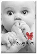 Bebek sevgisi