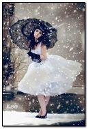 La toute première neige