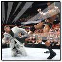 WWE Randy Orton punt
