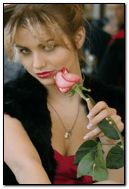 ความงามด้วยดอกกุหลาบ