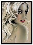 blonde wooman