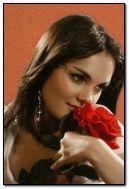 女の子はローズバラ