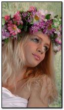 girl -spring