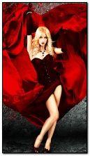 kırmızı bayan