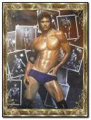 kaslı erkek fotoğrafı