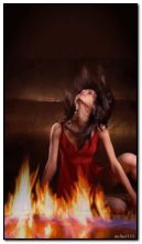 Вогняна дівчина