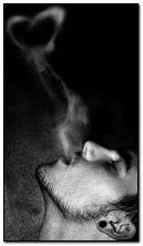 Coeur de fumée