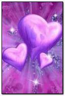 Trái tim màu hồng