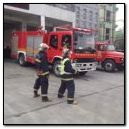 Funny Fire Engine
